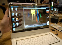 Samsung AMOLED Laptop