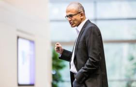 Satya Nadella, CEO MS